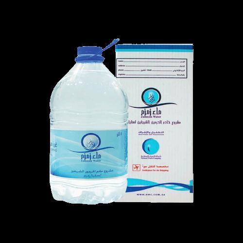 Zamzam Pure Water (Aab E Zam Zam Box Packing) /