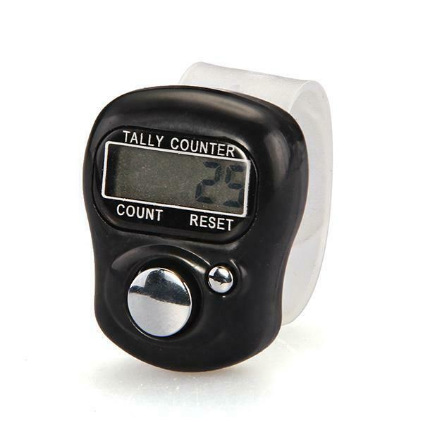 Digital Counter Tasbih/