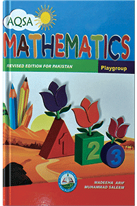 Aqsa Mathematics (Play Group)
