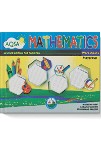 Aqsa Mathematics Worksheet (Play Group)