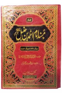 Musnad Imam Ahmad Bin Hambal (14 Vols Set)