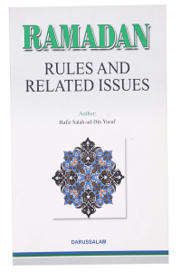 Ramadan - Rules and Related Issues